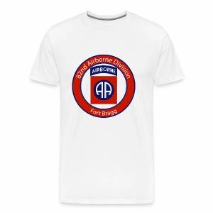 82nd Airborne Ft Bragg - Men's Premium T-Shirt