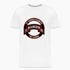 75th Ranger Ft Benning T-Shirts