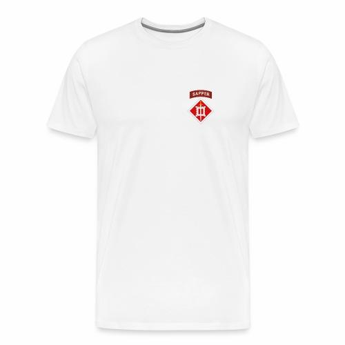 18th Engineer Sapper - Men's Premium T-Shirt