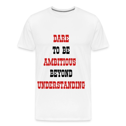 Ambition Team Reg Men T-Shirt - Men's Premium T-Shirt