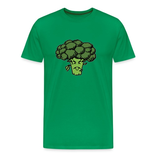 Broccoli Sucks - Men's Premium T-Shirt