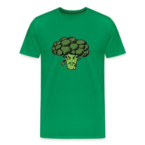 Broccoli Sucks - Men's Premium T-Shirt