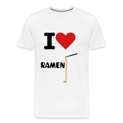 Ramen Noodles - Men's Premium T-Shirt