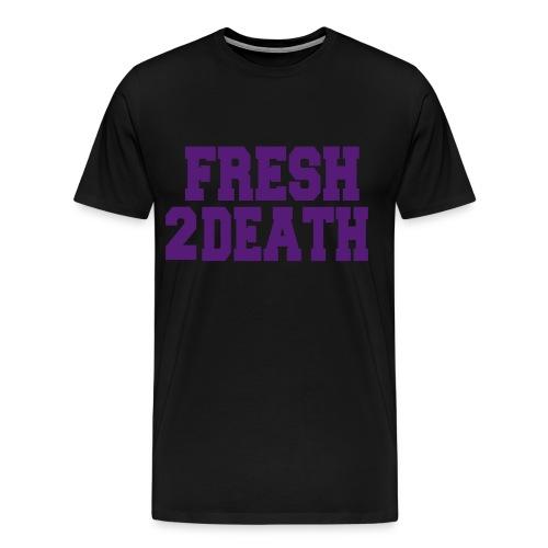 Fresh 2 death - Men's Premium T-Shirt