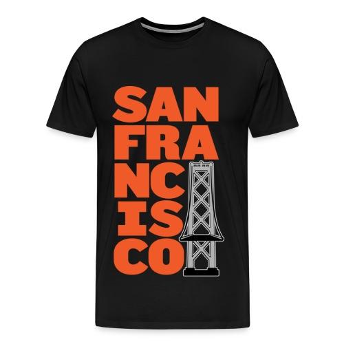 Sanfrancisco - Men's Premium T-Shirt