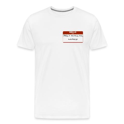 Jacks Smirking Revenge - Men's Premium T-Shirt