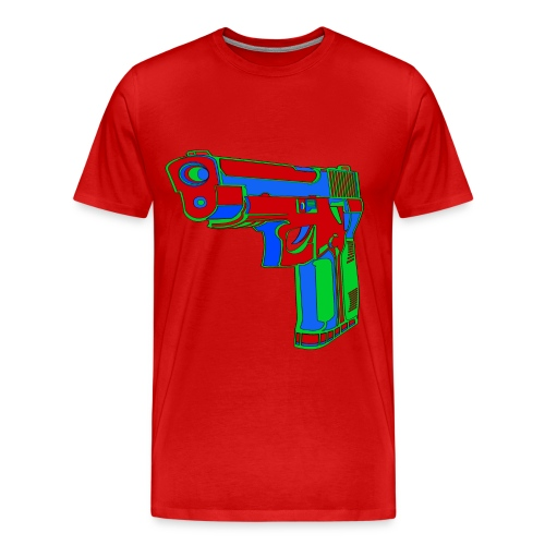 Art Gun - Men's Premium T-Shirt