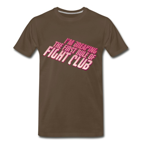 1st Rule - Men's Premium T-Shirt