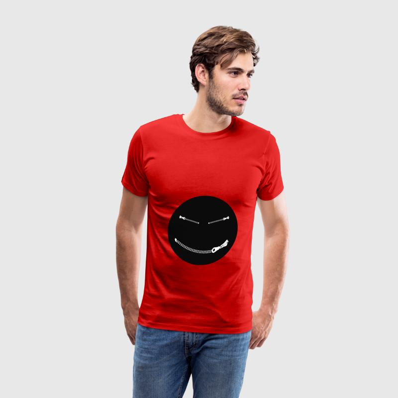 Bondage Smiley - Men's Premium T-Shirt
