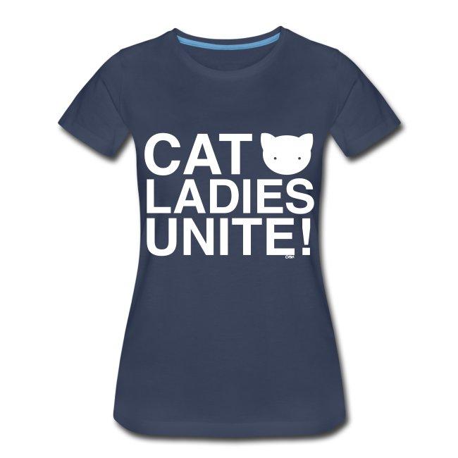 Cats Ladies Unite! +