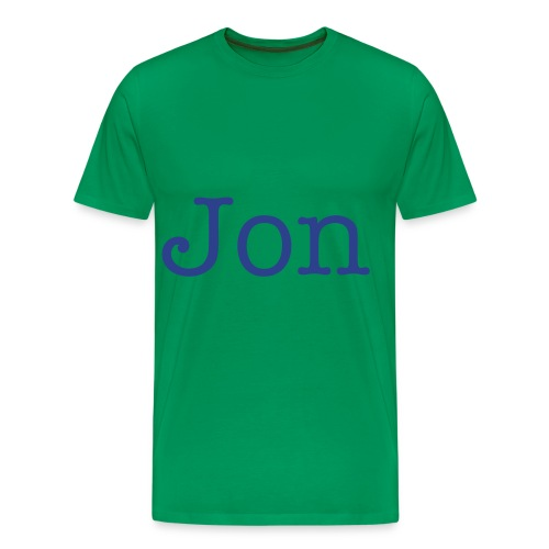 Jon - Men's Premium T-Shirt