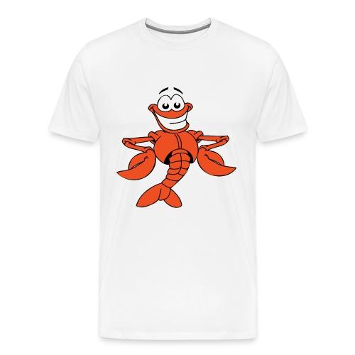 FUNNY LOBSTER - Men's Premium T-Shirt
