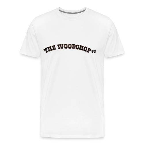 Th Woodshop - Men's Premium T-Shirt