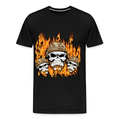 Enraged Men's Heavy-T - Men's Premium T-Shirt