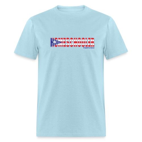 Homeschooler Puerto Rico - Men's T-Shirt