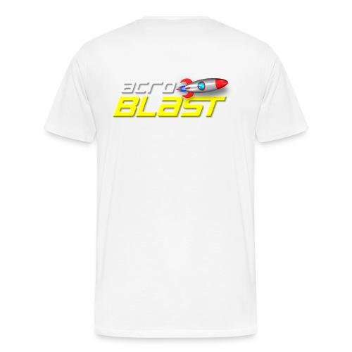 Acroblast Logo - Men's Premium T-Shirt