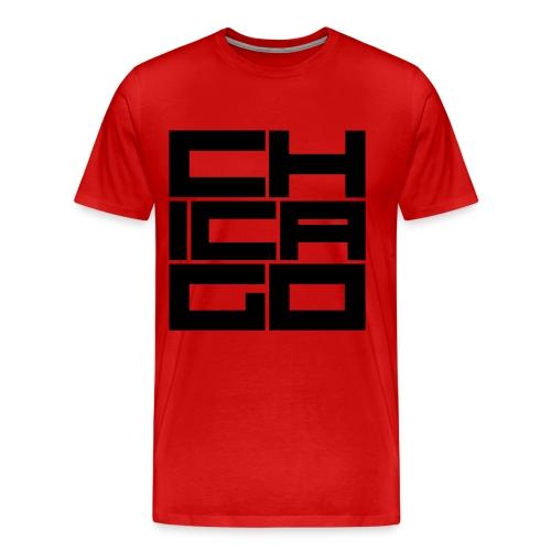 Chicago men - Men's Premium T-Shirt
