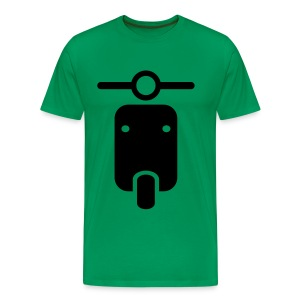 Scooter Control men - Men's Premium T-Shirt