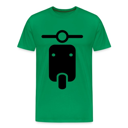 Scooter Control men - Men's Premium T-Shirt