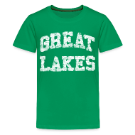 Kids' Shirts ~ Kids' Premium T-Shirt ~ Old Great Lakes