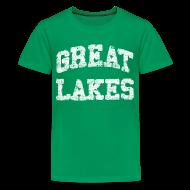 Kids' Shirts ~ Kids' Premium T-Shirt ~ Old Great Lakes