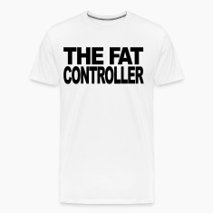 the fat controller T-Shirts