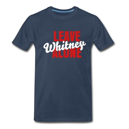 whitney - Men's Premium T-Shirt