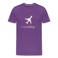 T-Shirts ~ Men's Premium T-Shirt ~ Men Plane Shirt