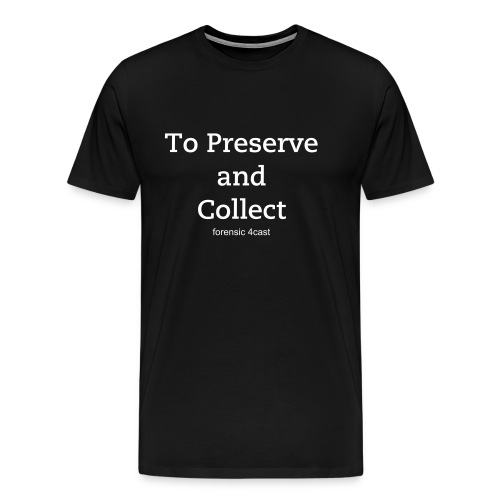 preserve - Men's Premium T-Shirt