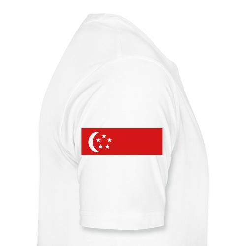 Singaporean must have - Men's Premium T-Shirt