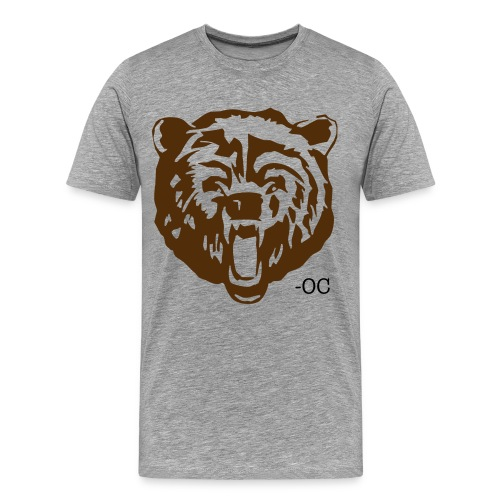 LIONS TIGERS AND BEARS - Men's Premium T-Shirt
