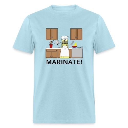 Marinate!  in full color - Men's T-Shirt