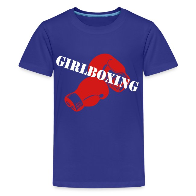 Children's Girlboxing T-Shirt