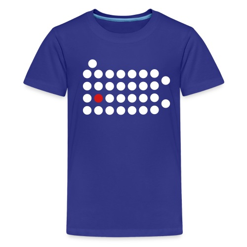 PIttsburgh Dot Shirt - Kids - Kids' Premium T-Shirt