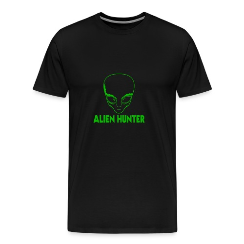 Alien Hunter - Men's Premium T-Shirt