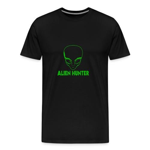 Alien Hunter - Men's Premium T-Shirt