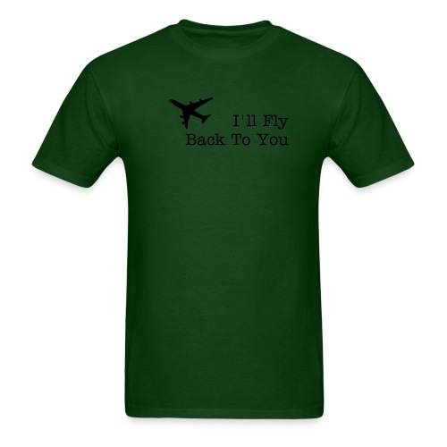 Fly Shirt - Mens - Men's T-Shirt