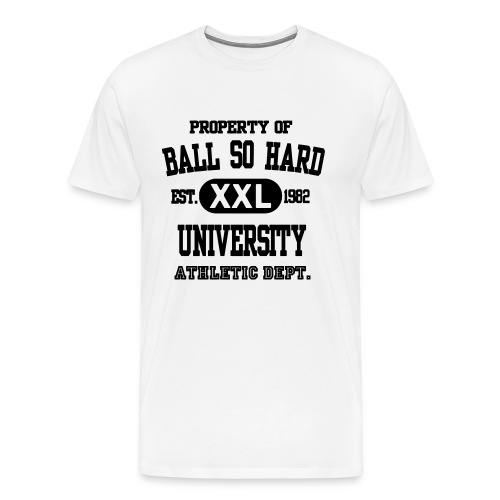 Mens - Ball so Hard University - Men's Premium T-Shirt