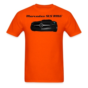 Mercedes SLS AMG Rollup - Men's T-Shirt