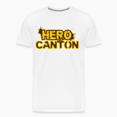 Hero of Canton T-Shirts