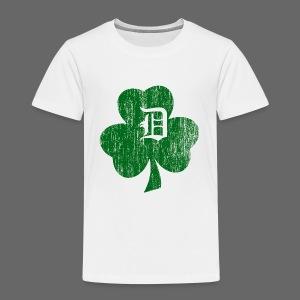 Detroit Shamrock - Toddler Premium T-Shirt