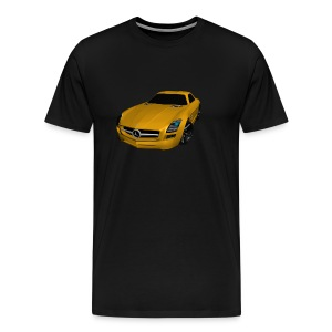 Mercedes Benz SLS amg - Men's Premium T-Shirt