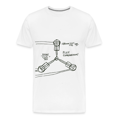 Original Flux Capacitor T-Shirt - From Back to the Future