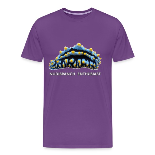 Nudibranch Enthusiast  - Men's Premium T-Shirt