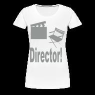 Women's T-Shirts ~ Women's Premium T-Shirt ~ Director