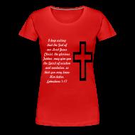 Women's T-Shirts ~ Women's Premium T-Shirt ~ I keep asking....
