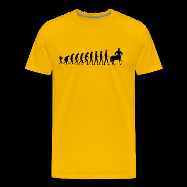 Really Funny Joke Centaur Evolution Man Graphic Design Vector T-Shirts