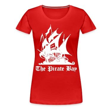 The Pirate Bay Logo Vector T-Shirt
