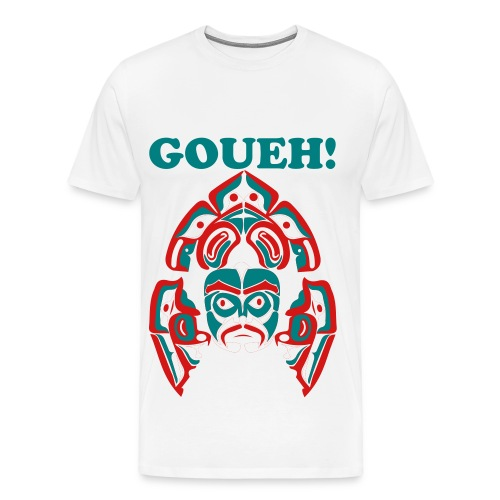 GOUEH! I Don't Know What This Is Tee - Men's Premium T-Shirt
