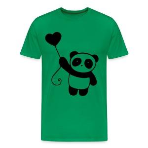 AlissaPanda Logo - Men's Premium T-Shirt
